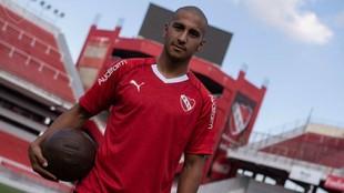 Cecilio Domínguez, un fichaje ruinoso para Independiente