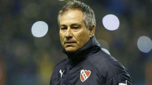 Ariel Holan en Independiente.