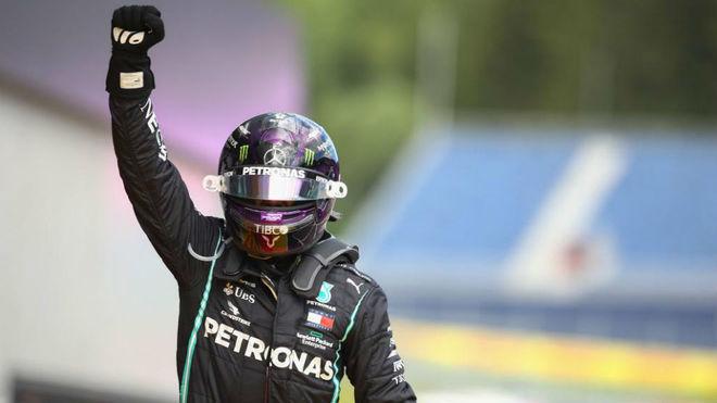 1-2 de Mercedes con Hamilton al frente en Austria