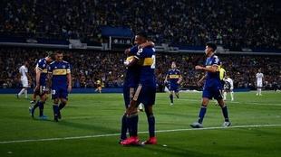 Boca goleó a Independiente Medellín en la segunda fecha de esta...