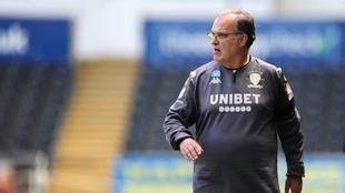 Marcelo Bielsa quiere ascender con Leeds United
