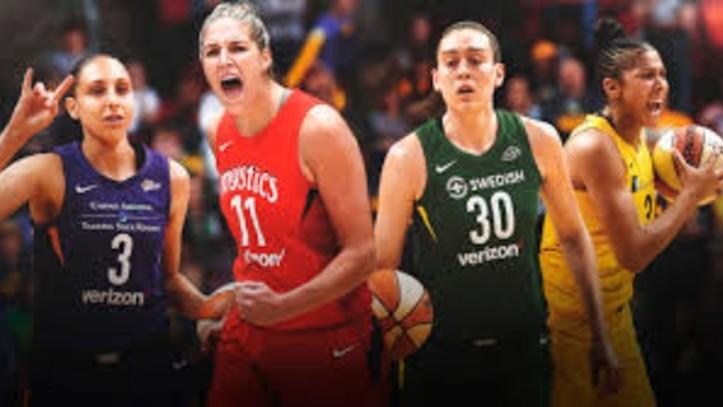 Vergonzoso contraste entre la NBA y la WNBA.
