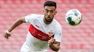 Nico González tuvo una gran temporada en Stuttgart