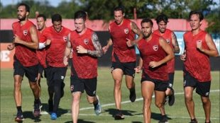 Newells sigue en cuarentena.
