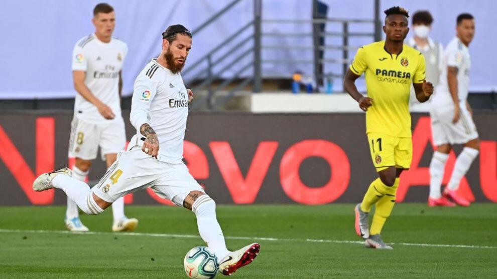 Liga Española: Real Madrid vs Villarreal en vivo y en directo ...