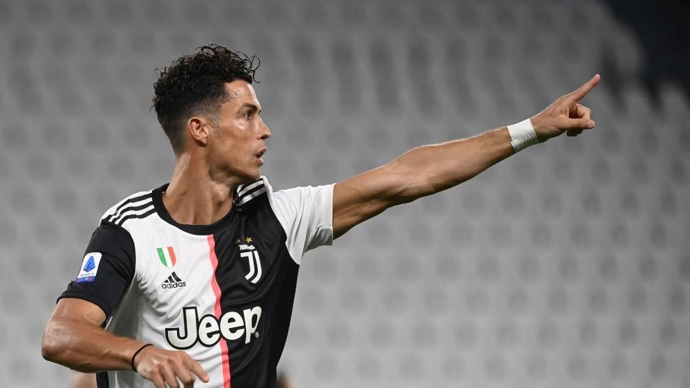 Cristiano Ronaldo marcó de penal y a pase de Dybala.