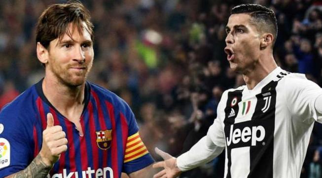 Leo Messi y Cristiano Roandlo, una comparación constante