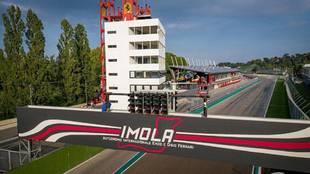 Circuito de Imola.
