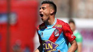 Nicolás Giménez tuvo un gran paso en su cesión por Arsenal de...