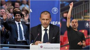 El TAS sacude a la UEFA en el caso del City.
