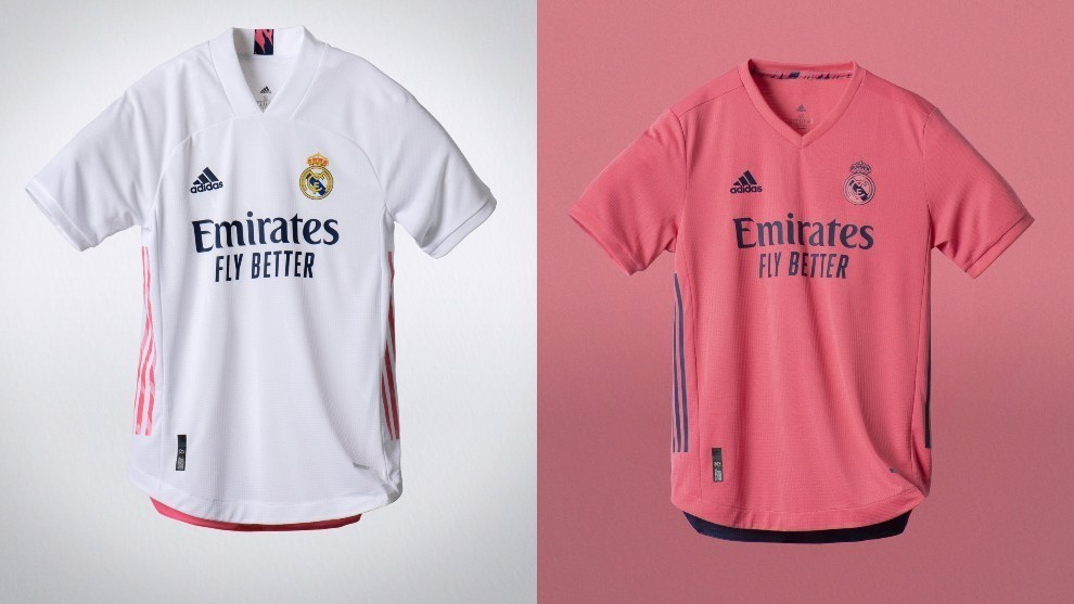 La primera y la segunda camiseta del Real Madrid de la próxima...