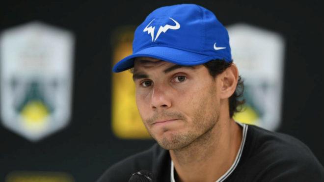 Rafa Nadal no jugará el US Open.
