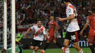 River venció a Central Córdoba en la final de la última edición de...