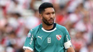 Martín Campaña no seguirá en Independiente