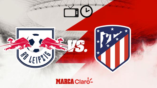 Atlético de Madrid vs Leipzig hoy en vivo: ¿Cómo ver el partido de cuartos de final de la Champions League?