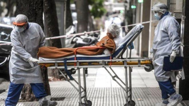 El coronavirus se sigue expandiendo en Argentina y hasta el momento...