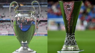 La Champions se define el 23 de agosto, la Europa League, el 21.