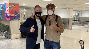 Gonzalo Higuaín ya está en Miami para firmar por el Inter.