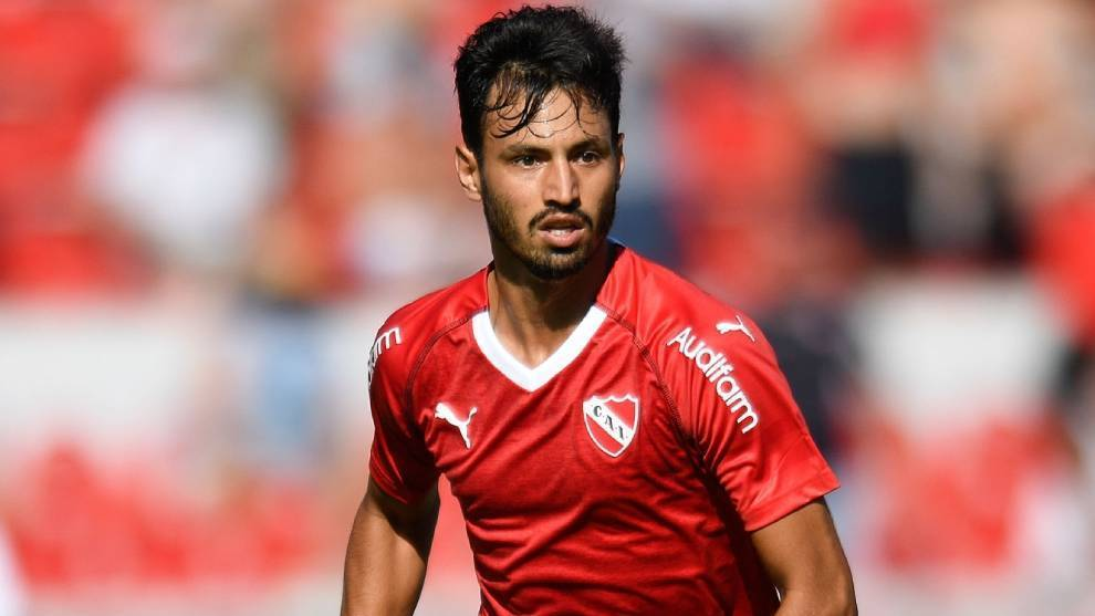 Juan Sánchez Miño, el nuevo jugador del Elche de Jorge Almirón.