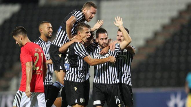 Paok Salónica avanzó de ronda en la Champions League