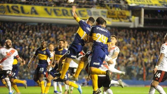 Boca y River saldrán de Argentina para jugar la Copa Libertadores