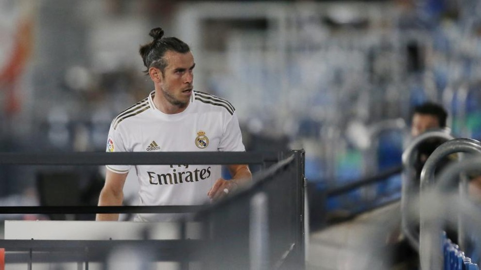 Gareth Bale tiene las horas contadas en el Real Madrid.