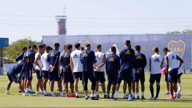 Boca definió los 22 convocados.