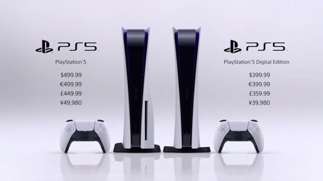 Sony confirmó el lanzamiento de PlayStation 5
