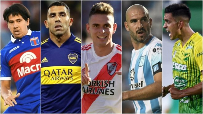 Copa Libertadores: Boca, River, Racing, Tigre y Defensa regresan
