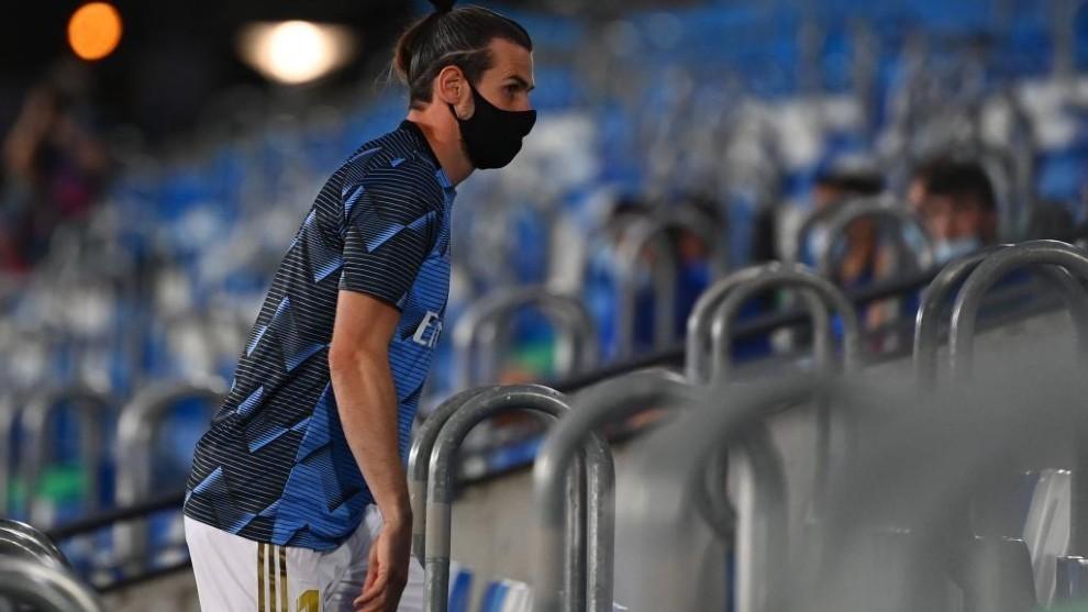 Gareth Bale ultima su fichaje por el Tottenham.