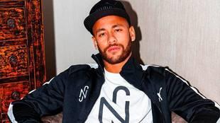 Neymar es la nueva imagen de Puma.