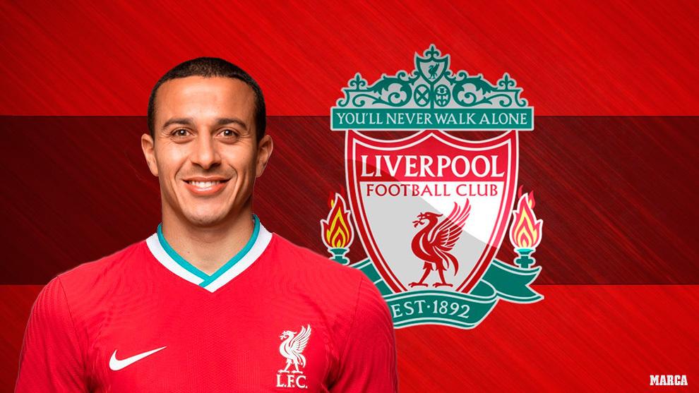 Thiago Alcántara será el bombazo del Liverpool de Klopp — ÚLTIMA HORA