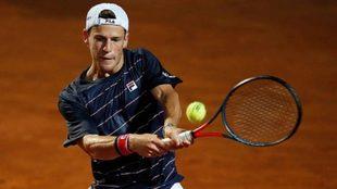 Diego Schwartzman venció a Rafael Nadal en cuartos de final