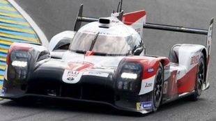 Pechito López terminó tercero en las 24 Horas de Le Mans