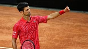 Novak Djokovic, Rey de los Masters 1000.