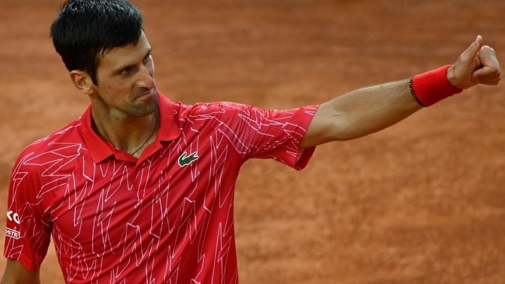 Djokovic es campeón de Roma.