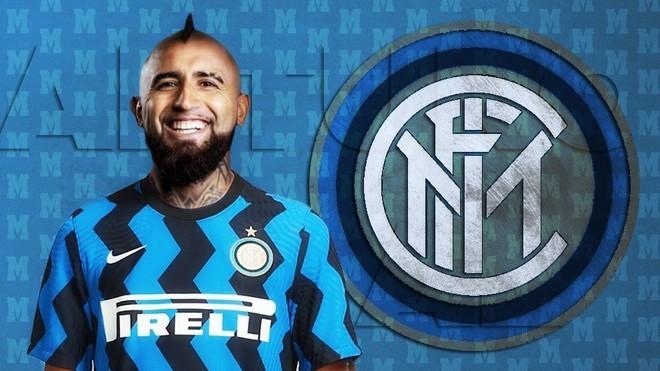 Arturo Vidal es nuevo jugador del Inter de Milan