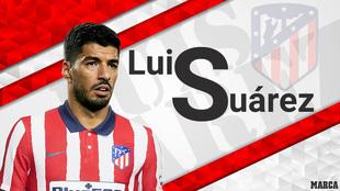 Luis Suárez ficha por el Atlético de Madrid