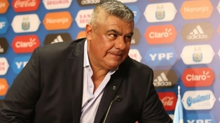 Chiqui Tapia y el regreso del fútbol en Argentina