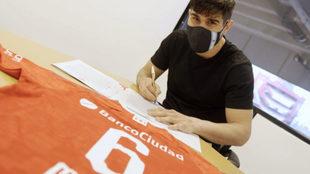 Muñoz firmó con Independiente.