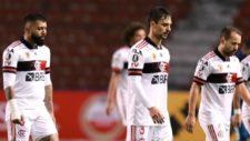 Flamengo tiene 9 puntos en el Grupo A de la Copa Libertadores