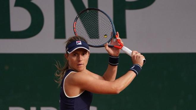 Otro impresionante triunfo de Nadia Podoroska: vence a una top 30   MARCA  Claro Argentina