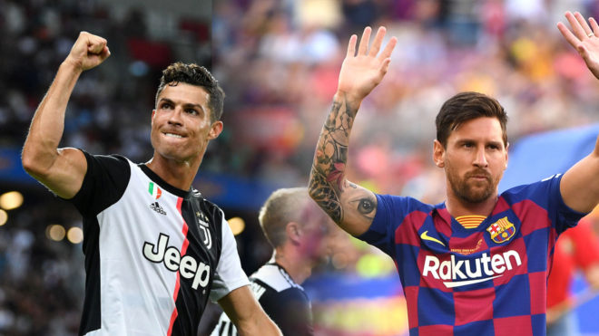 Messi y Cristiano, el reencuentro en Champions League.