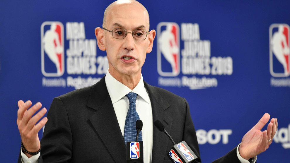 La NBA no se parará por los Juegos Olímpicos de Tokio 2020