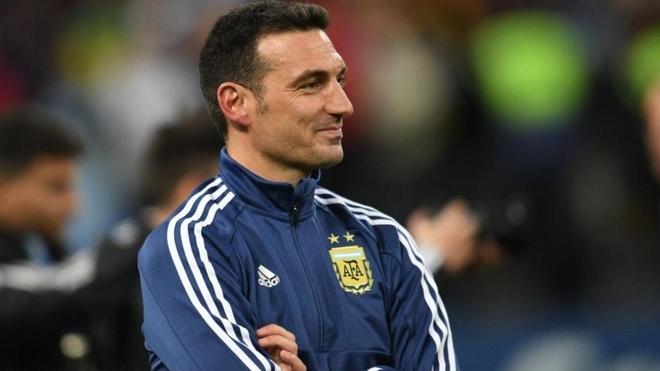 Selección Argentina: Oficial: Lionel Scaloni confirma la lista definitiva de la Selección Argentina   MARCA Claro Argentina