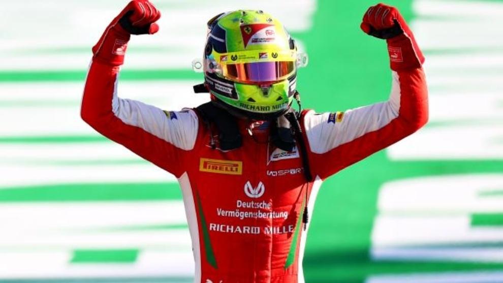 El hijo de Michael Schumacher debuta en la Fórmula 1