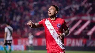 Damián Batallini seguirá su carrera en Atlético San Luis