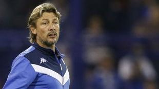 Vélez fue el último equipo de Gabriel Heinze como entrenador