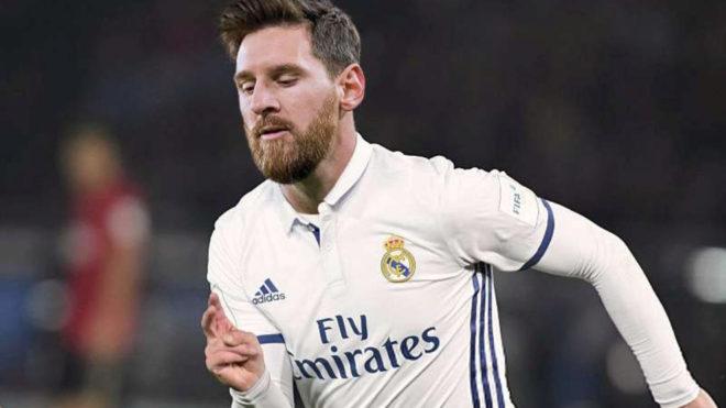 Leo Messi pudo ir al Real Madrid