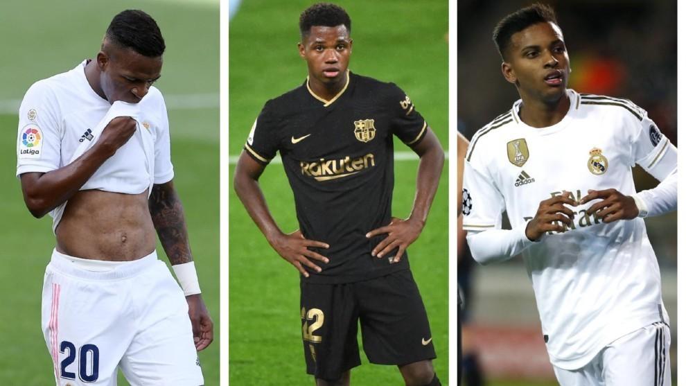 Golden Boy: Ansu Fati, Haaland, Davies y Vinicius, entre los 20 finalistas